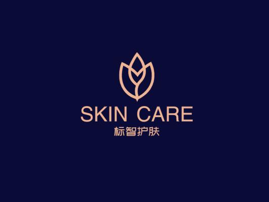 簡約高級女裝護膚logo