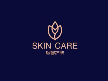 简约高级女装护肤logo
