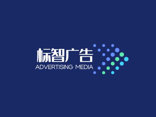 简约广告传媒logo设计