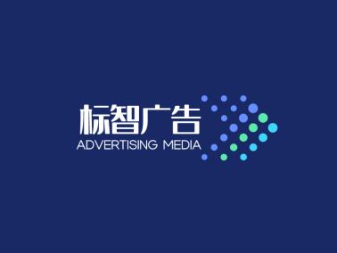 簡約廣告傳媒logo設計