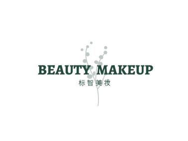 简约 文艺清新美妆logo设计