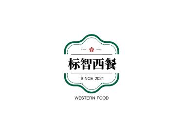 简约欧式徽章logo