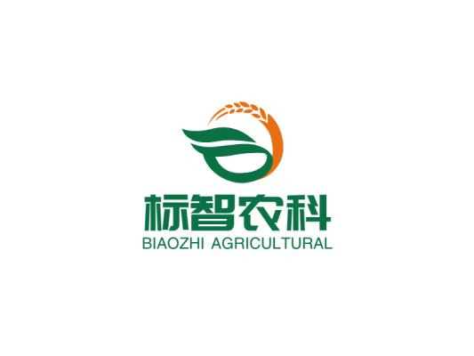 简约农业麦穗logo设计