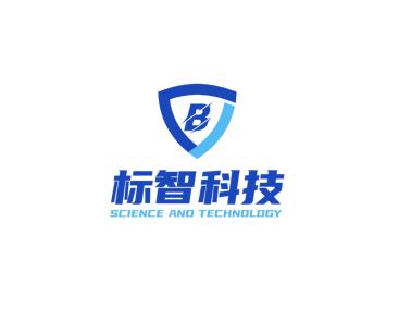 简约商务酷炫科技logo设计