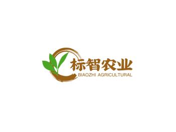 中式创意传统农业logo设计