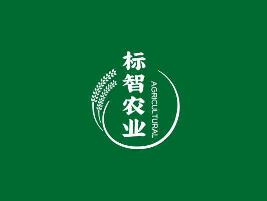 创意徽章农业logo设计