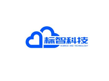 简约云科技logo设计