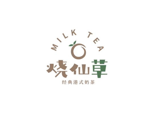 创意文艺餐饮logo设计