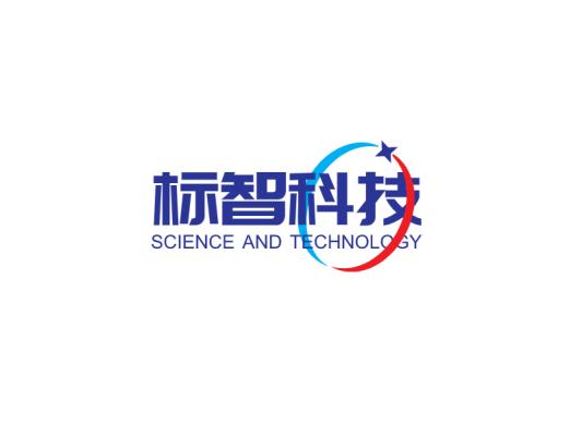 簡約科技公司logo設計