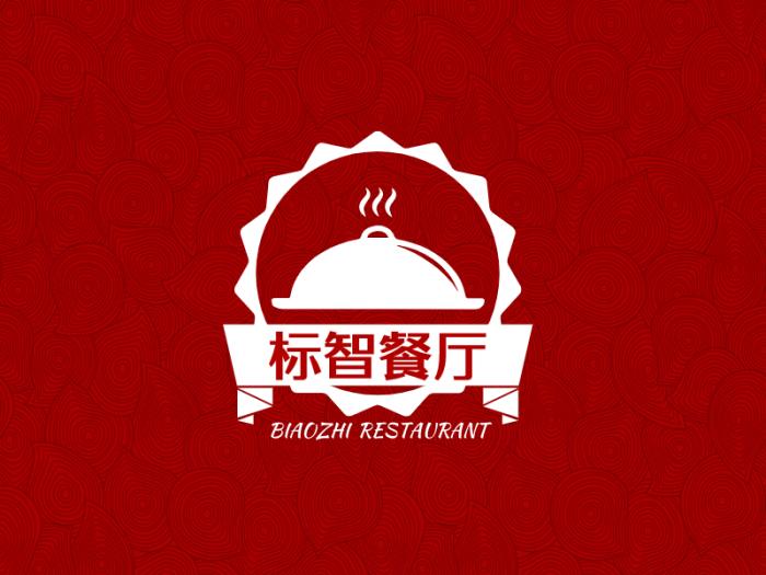创意徽章餐厅餐饮logo设计