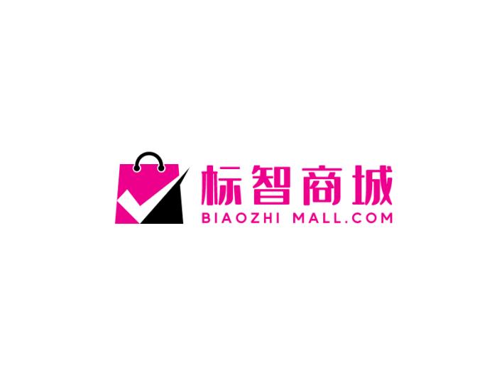 简约购物网站logo设计