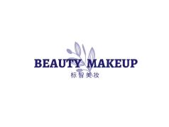 文艺清新美妆logo设计