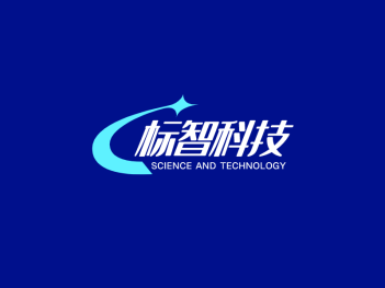 简约科技公司logo设计