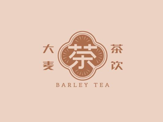 创意中式文艺徽章logo设计